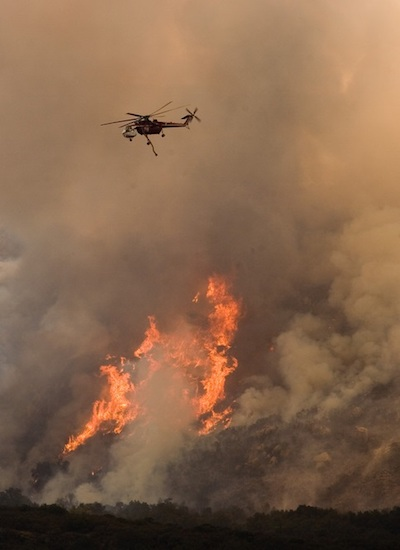 California wildfires FEMA